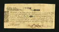 Colonial Notes:Massachusetts, Massachusetts May 25, 1775 10s Very Fine....
