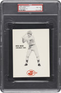 Baseball Cards:Singles (1960-1969), 1968 Jamesway Trucking Pete Rose PSA NM-MT 8. ....