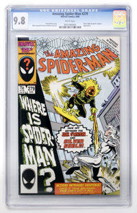 The Amazing Spider-Man #279 (Marvel, 1986) CGC NM/MT 9.8 White pages