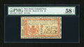Colonial Notes:New Jersey, New Jersey March 25, 1776 L3 PMG Choice About Unc 58 EPQ....