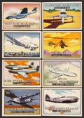 "Non-Sport Cards:General, 1952 Topps ""Wings"" Complete Set (200). ..."
