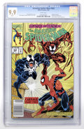 Modern Age (1980-Present):Superhero, The Amazing Spider-Man #362 (Marvel, 1992) CGC MT 9.9 Whitepages....