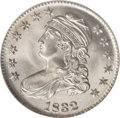Bust Half Dollars, 1832 50C Small Letters MS67 NGC....