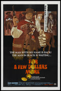 """Movie Posters:Western, For a Few Dollars More (United Artists, 1967). One Sheet (27"""" X41""""). Western.. ..."""
