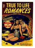 Golden Age (1938-1955):Romance, True-To-Life Romances #6 (Star Publications, 1951) Condition:VF....