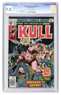Bronze Age (1970-1979):Superhero, Kull the Destroyer #20 (Marvel, 1977) CGC NM/MT 9.8 Off-white to white pages....