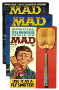 Magazines:Mad, Mad #57-66 Group (EC, 1960-61) Average: VG.... (Total: 10 Items)