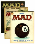 Magazines:Mad, Mad #81-100 Group (EC, 1963-66) Condition: Average VG.... (Total:20 Items)