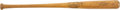 Baseball Collectibles:Bats, 1946 Mel Ott Game Used Bat Signed by Philadelphia Athletics Team....