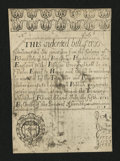 Colonial Notes:Rhode Island, Rhode Island July 5, 1715 Redated 1737 2s/6d Cohen reprint About New....