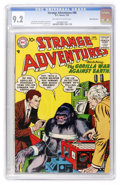 Silver Age (1956-1969):Science Fiction, Strange Adventures #88 White Mountain pedigree (DC, 1958) CGC NM-9.2 Off-white to white pages....