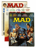 Magazines:Mad, Mad #196-235 Group (EC, 1978-82) Condition: Average VG.... (Total:40 Comic Books)