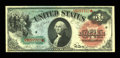 Large Size:Legal Tender Notes, Fr. 18 $1 1869 Legal Tender About New....