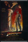 "Movie Posters:Adventure, Indiana Jones and the Temple of Doom (Paramount, 1984). One Sheet(27"" X 41"") Style A. Adventure. Starring Harrison Ford, Ka..."
