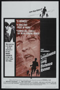 """Movie Posters:Sports, The Loneliness of the Long Distance Runner (Continental, 1962). One Sheet (27"""" X 41""""). Sports. Starring Michael Redgrave, To..."""