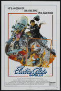 "Movie Posters:Cult Classic, Electra Glide in Blue (United Artists, 1973). One Sheet (27"" X 41"")Style B. Action. Starring Robert Blake, Billy Green Bush..."