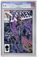 Modern Age (1980-Present):Superhero, X-Men #198 (Marvel, 1985) CGC NM/MT 9.8 White pages....