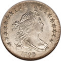 Early Dimes, 1798/97 10C 16 Stars on Reverse MS66 NGC....