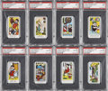 "Non-Sport Cards:Sets, 1963 Primrose ""Fred Flintstone"" High Grade Complete Set (50)...."