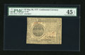 Colonial Notes:Continental Congress Issues, Continental Currency May 20, 1777 $7 PMG Choice Extremely Fine 45EPQ....