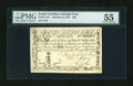 Colonial Notes:South Carolina, South Carolina February 8, 1779 $90 PMG About Uncirculated 55....