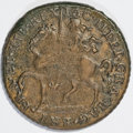 Ireland, Ireland: Mixed 1689 & 1690 Gun Money Coins,... (Total: 6 coins)
