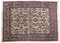 Rugs & Textiles:Carpets, A PERSIAN KERMAN CARPET. Late 19th Century. 140-1/2 x 104 inches(356.9 x 264.2 cm). ...