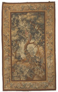Rugs & Textiles:Tapestries, A FRENCH AUBUSSON TAPESTRY. Late 19th Century. 117 x 73 inches(297.2 x 185.4 cm). ...