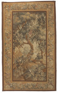 Rugs & Textiles:Tapestries, A FRENCH AUBUSSON TAPESTRY. Late 19th Century. 117 x 71 inches(297.2 x 180.3 cm). ...