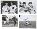 Autographs:Photos, Whitey Ford Signed Photographs Lot Of 8. ...