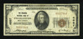 National Bank Notes:West Virginia, Charleston, WV - $20 1929 Ty. 1 The Kanawha NB Ch. # 4667. ...