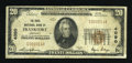 National Bank Notes:Kentucky, Frankfort, KY - $20 1929 Ty. 1 The State NB Ch. # 4090. ...