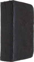 Books, [Benjamin Franklin, printer]. Westminster Confession ofFaith, the Larger and Shorter Catechisms, with theScr...