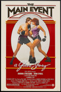 """Movie Posters:Sports, The Main Event (Warner Brothers, 1979). One Sheet (27"""" X 41""""). Sports.. ..."""