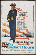 "Movie Posters:War, The Gallant Hours (United Artists, 1960). One Sheet (27"" X 41"").War.. ..."
