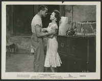 """Carmen Jones and Others Lot (20th Century Fox, 1954). Photo (8"""" X 10""""), and Lobby Cards (3) (11"""" X 14')..."""