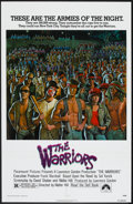 "Movie Posters:Action, The Warriors (Paramount, 1979). One Sheet (27"" X 41""). Action.. ..."