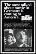 "Movie Posters:War, Das Boot (Columbia, 1981). One Sheet (27"" X 41""). War.. ..."