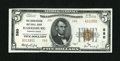 National Bank Notes:Pennsylvania, Harrisburg, PA - $5 1929 Ty. 2 The Harrisburg NB Ch. # 580. ...