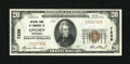 National Bank Notes:Nebraska, Lincoln, NE - $20 1929 Ty. 1 NB of Commerce Ch. # 7239. ...