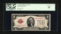 Small Size:Legal Tender Notes, Fr. 1501* $2 1928 Legal Tender Star Note. PCGS Very Fine 25.. ...
