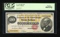 Large Size:Gold Certificates, Fr. 1178 $20 1882 Gold Certificate PCGS Gem New 66PPQ....