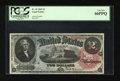Large Size:Legal Tender Notes, Fr. 42 $2 1869 Legal Tender PCGS Gem New 66PPQ....