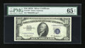Small Size:Silver Certificates, Fr. 1707* $10 1953A Silver Certificate. PMG Gem Uncirculated 65 EPQ.. ...