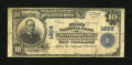 National Bank Notes:Missouri, Jefferson City, MO - $10 1902 Plain Back Fr. 627 The First NB Ch. #1809. ...