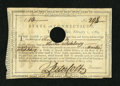 Colonial Notes:Connecticut, Connecticut Feb. 1, 1789 £10 Choice About New, HOC....