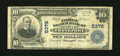 National Bank Notes:Kentucky, Frankfort, KY - $10 1902 Plain Back Fr. 633 The National BranchBank of Kentucky Ch. # 5376. ...