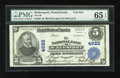 National Bank Notes:Pennsylvania, McKeesport, PA - $5 1902 Plain Back Fr. 602 The NB of McKeesportCh. # 4625. ...