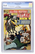 Bronze Age (1970-1979):Western, All-Star Western #4 Slobodian pedigree (DC, 1971) CGC NM 9.4 White pages....