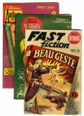 Golden Age (1938-1955):Classics Illustrated, Stories by Famous Authors Illustrated Group Plus (Seaboard Pub.,1950-51) Condition: VG.... (Total: 9 Items)